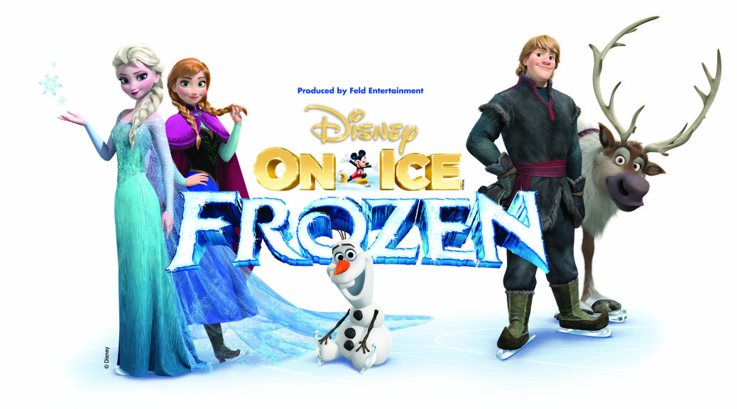 Disney On Ice presents Frozen {Giveaway}